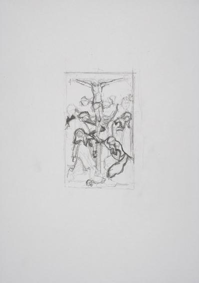 after follower of Van Der Weyden (Graphite on Paper, 210mm x 296mm, 2007)